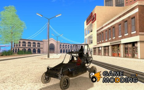 Багги из Battlefield 2 для GTA San Andreas