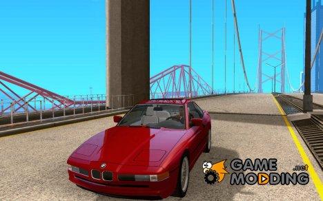 BMW 850i for GTA San Andreas