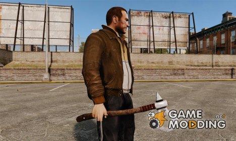 Томагавк for GTA 4