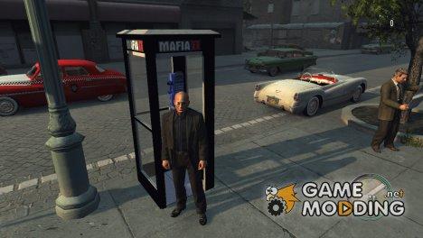 "Телефонные будки ""Mafia II"" for Mafia II"