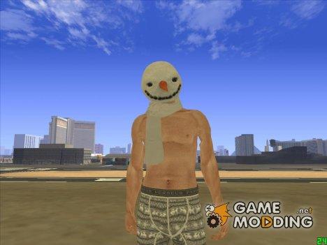 GTA Online Christmas v2 для GTA San Andreas