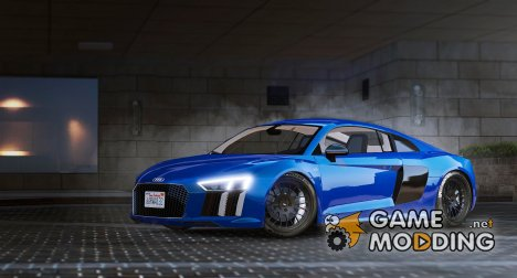 2017 Audi R8 1.1 for GTA 5