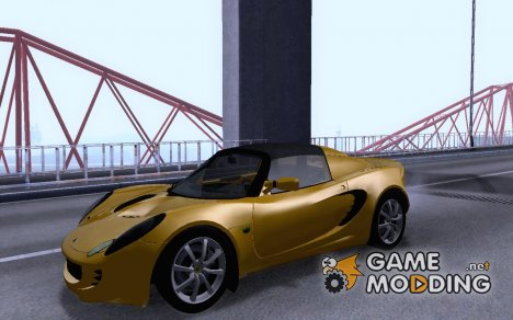 Lotus Elise 111s 2005 v1.0 for GTA San Andreas