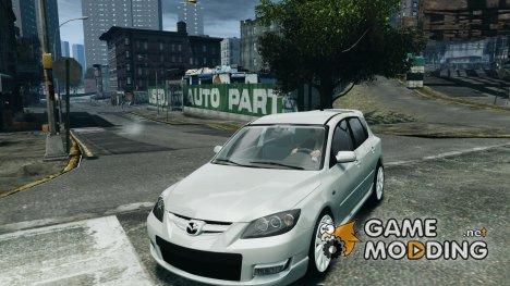 Mazda 3 for GTA 4