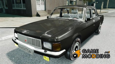 ГАЗ-3102 для GTA 4