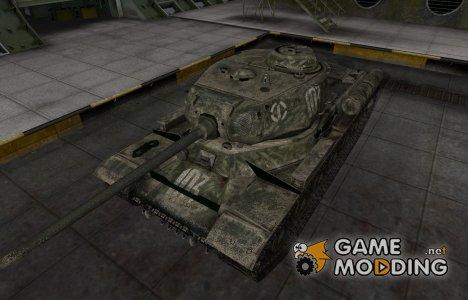 Исторический камуфляж ИС для World of Tanks