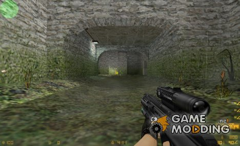 AugA3 in Junkie_Bastard[RuS]Anims(Black version) for Counter-Strike 1.6