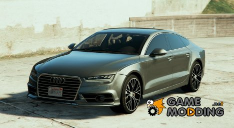 2015 Audi A7 for GTA 5