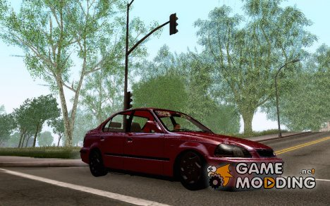 HR 98 Honda Civic EK for GTA San Andreas