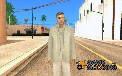 Новый скин мафии для GTA San Andreas