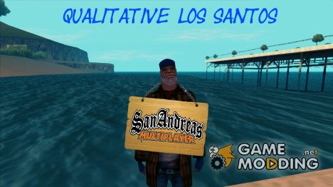 Qualitative Los Santos: SAMP for GTA San Andreas