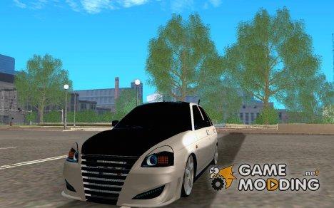 ВАЗ 2172 Mansory Club для GTA San Andreas