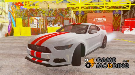 Ford Mustang GT by 3dCarbon 2014 for GTA San Andreas