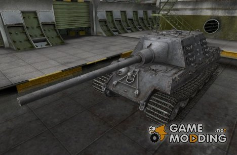 Remodel JagdTiger for World of Tanks