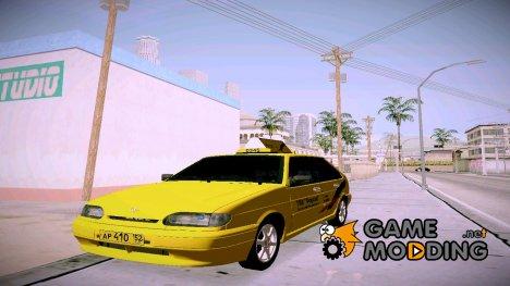 ВАЗ 2114 Форсаж Такси для GTA San Andreas