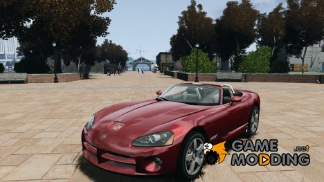 Dodge Viper SRT-10 2003 1.0 for GTA 4