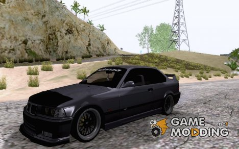 BMW E36 M3 - GDM Edition для GTA San Andreas