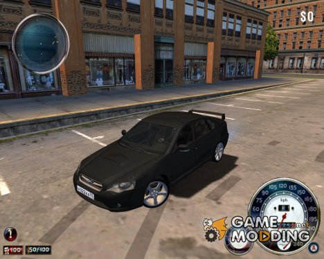Subaru Legacy for Mafia: The City of Lost Heaven