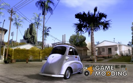 BMW Isetta for GTA San Andreas