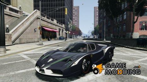 Ferrari FXX Evoluzione для GTA 4