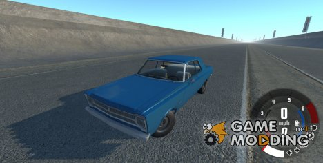 Plymouth Belvedere 1965 for BeamNG.Drive
