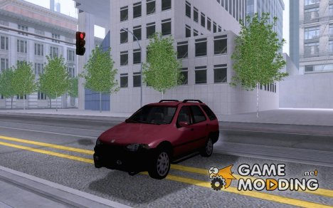 Fiat Palio Weekend Adventure для GTA San Andreas