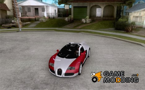 Bugatti Veyron Gran Sport 2011 для GTA San Andreas
