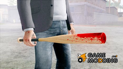 Baseball Bat for GTA San Andreas