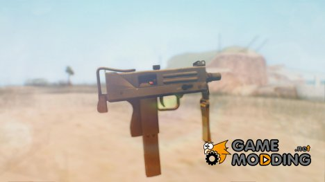 MAC-10 из CS.GO for GTA San Andreas