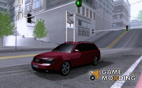Audi A6 C5 AVANT для GTA San Andreas