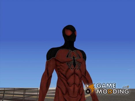 Amazing Spider-Man (Scarlet 2012) для GTA San Andreas