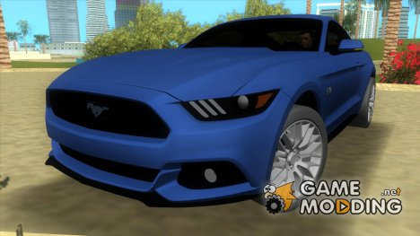 2015 Ford Mustang GT for GTA Vice City