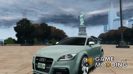 Audi TT RS Coupe v1 для GTA 4