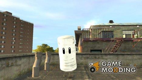 Sandbag for GTA 4