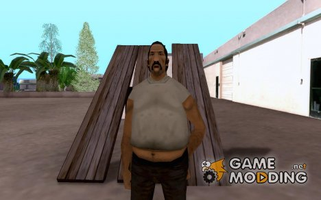 VC Умберто Робина for GTA San Andreas