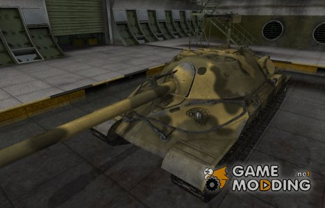 Исторический камуфляж ИС-7 для World of Tanks