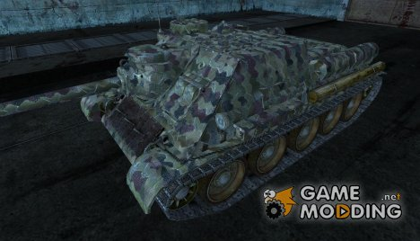 СУ-100  Rjurik 3 for World of Tanks