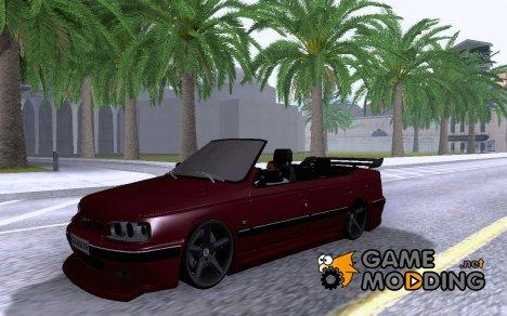 Peugeot Pars Sport for GTA San Andreas