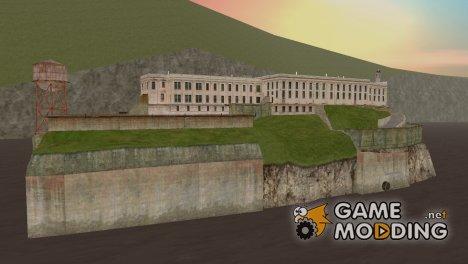 Алькатрас + Зеки для GTA 3