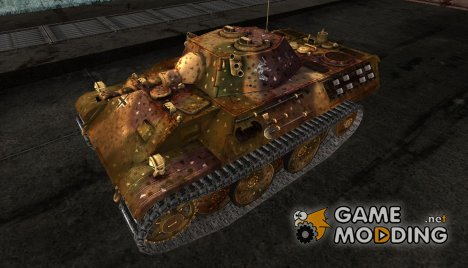 VK1602 Leopard 18 для World of Tanks