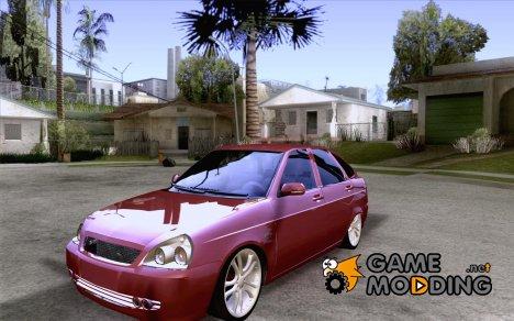 Lada Priora ВАЗ 2172 LT для GTA San Andreas