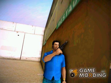 Automatic 9mm (CZ-75 Automatic) из TLAD для GTA Vice City