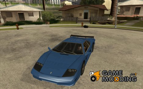 Новый Turismo for GTA San Andreas