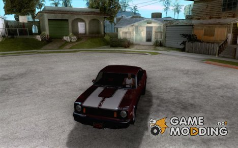 Chevrolet Nova Chucky для GTA San Andreas