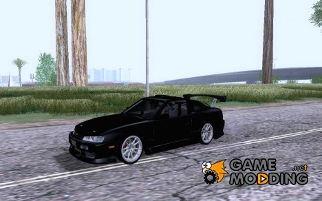 Nissan Sil1480 drift spec for GTA San Andreas