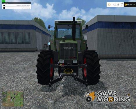Fendt Farmer 310 LSA v2.0 for Farming Simulator 2015