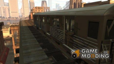 Управление поездами метро v.3.0 для GTA 4