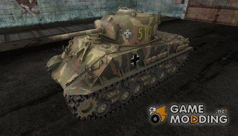 M4A3 Sherman от MrNazar for World of Tanks