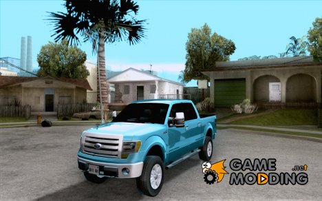 Ford F-150 2013 for GTA San Andreas