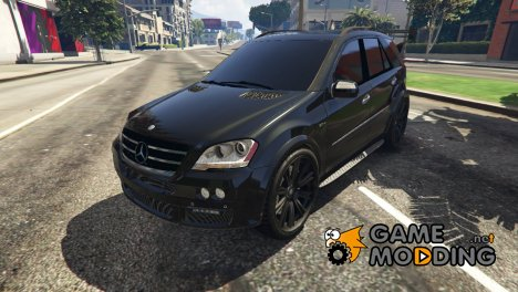 2009 Mercedes-Benz ML63 AMG for GTA 5